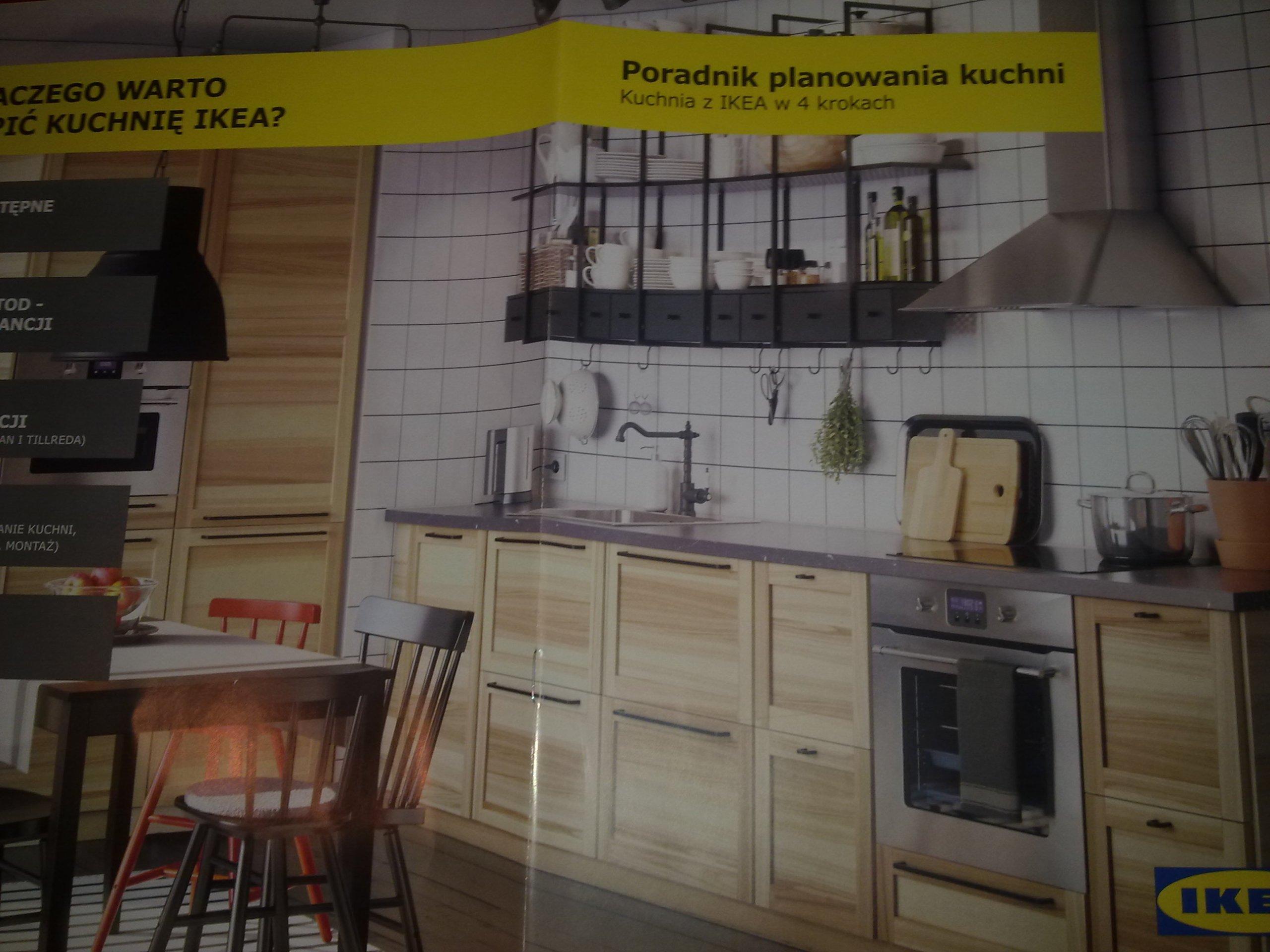Katalog Ikea Poradnik Planowania Kuchni 2018 W 4