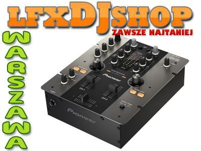 Profesjonalny mikser Pioneer DJM-250 + Gratisy