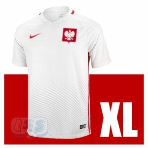 640223670 RPOL15: Koszulka reprezentacji Polski EURO 2016 XL - 6078290612 ...
