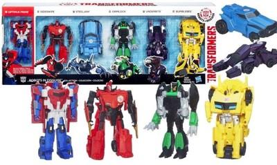 Zestaw 6 Figurek Transformers B3353 Hasbro 6 Pack 6978796431 Oficjalne Archiwum Allegro