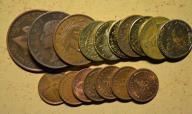 Anglia - 17 monet mało powtórek - BCM