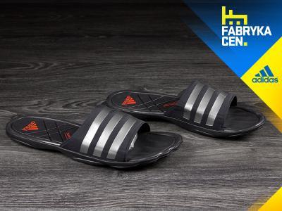 klapki męskie adidas adipure slide