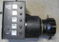 CANON ZOOM Preset Box + FPD-40 Servo Focus Control