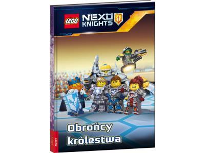 Lego Nexo Knights Obrońcy Królestwa Promocja 6769727686