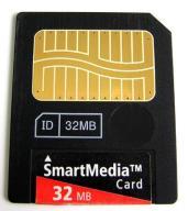 KARTA PAMIĘCI SMART MEDIA 32MB 3,3V HAMA GWARANCJA