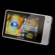 SENCOR SPV 4301 Przenośny odtwarzacz multimedialny