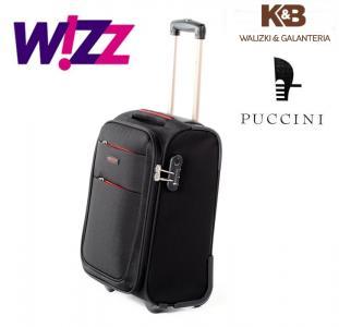 71ee8dc3f71cd Wizzair walizka kabinowa bagaż pokładowy 42x32x25 - 6064280110 ...