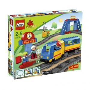 Lego Duplo 5608 Jeżdżący Pociąg Kolejka 3248386161 Oficjalne