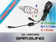 NOWY KABEL DO SAMSUNG AA-PA2N40S AD-4019AD-4019P