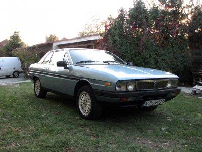 Lancia Gamma Coupe 2,5 ie 140KM  KLIMATYZACJA
