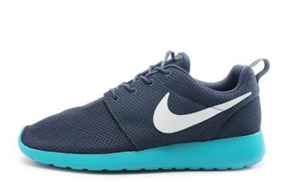 ładne buty wspaniały wygląd niska cena NIKE ROSHE RUN 511881-443 MEGA HIT NR 37,5 - 6925199133 ...
