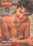 PARIS HOLLYWOOD Nr 106 ok 1960 Akt Erotyka Pin Up