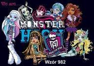 Fototapeta Monster High  XL