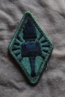 nowa naszywka US ARMY Chaplain Center & School