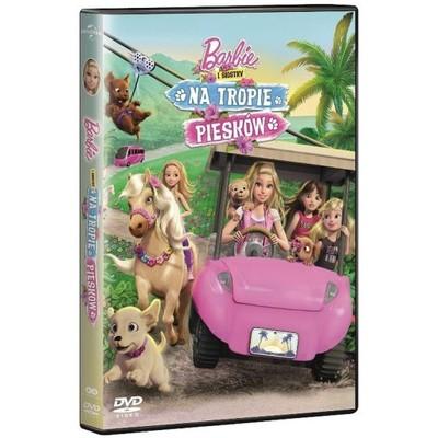 Barbie I Siostry Na Tropie Pieskow Dvd Bajka 6624360937