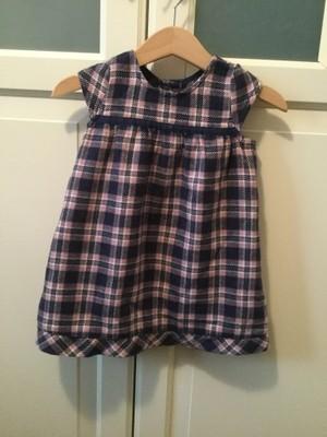 Sukienka - bezrękawnik Benetton baby