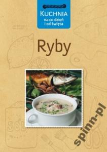 Książka Ryby - kuchnia na co dzień i od święta