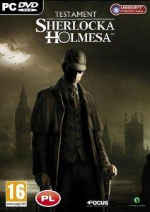 Testament Of Sherlock Holmes Testament Pl Nowa 6091030152 Oficjalne Archiwum Allegro