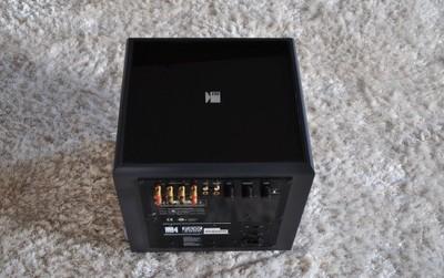 KEF PSW 2000 __ SUBWOOFER AKTIV __ 35 Hz ! 106dB !