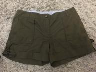Tommy Hilfiger safari bawełna khaki zieleń 36