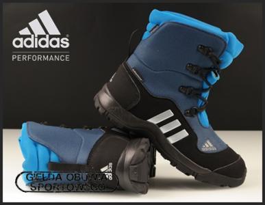 Sniegowce Adidas adiSnowK rozmiar 37 13 Zdjęcie na imgED