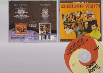 11 The Beach Boys  Beach Boys' Party! ..6-