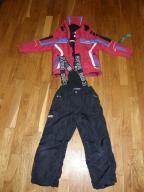 Komplet narciarski 116/122