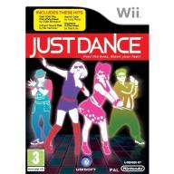 just dance Wii SAMA PŁYTA