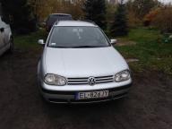 VW Golf 1,9 TDI