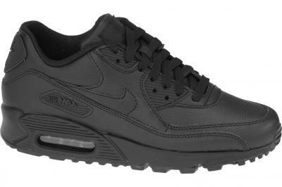 Buty czarne damskie Nike Air Max 90 Gs r. 35,5 -40 - 5765973094 - oficjalne archiwum Allegro