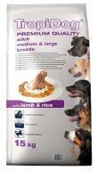 KARMA TROPIDOG Premium Adult M&L Lamb & Ri