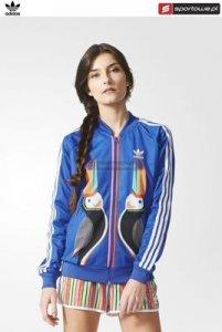 90d143b09721eb Bluza adidas Supergirl TT AJ8152 Originals 40 - 6050853770 ...