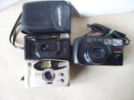 3 aparaty analogowe
