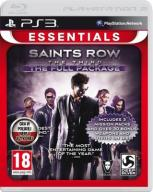 SAINTS ROW THE THIRD PL +BONUSOWY PAKIET PS3 UŻYWK