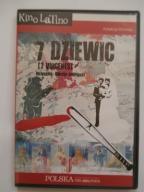 7 DZIEWIC KINO LATINO KOLEKCJA PŁYTA FILM DVD