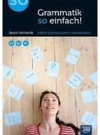 J. Niemiecki Grammatik so einfach A1, A2, B1 NE