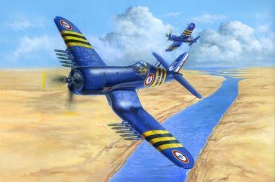 Hobby Boss 80392 F4U-7 Corsair (1:48)