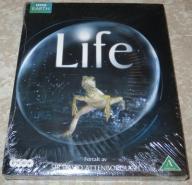 4xBlu-Ray: LIFE - ŻYCIE : DAVID ATTENBOROUGH - BCC