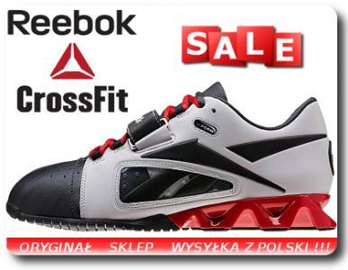 Buty Reebok CrossFit Lifter Plus 41 26,5cm Ciężary