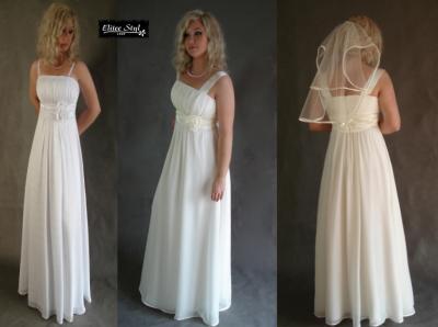 Sukienkasuknia Slubnaelwira Elitee Styl Torun 4099288233