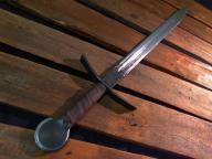 Sztylet / krótki miecz 69 cm