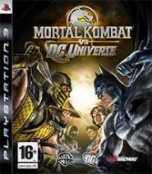 GRA MORTAL KOMBAT VS DC UNIVERSE PS3