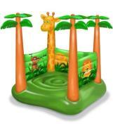 Safari Bouncy Castle Trampolina Dmuchana