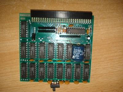 Rozszerzenie pamięci Amiga 500 amram-16