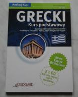 Grecki Kurs podstawowy poziom A1 - A2 bez płyty CD