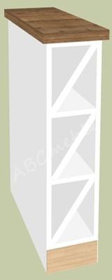 Szafka Na Wino Kuchnia Royal K D20w 6103654763 Oficjalne