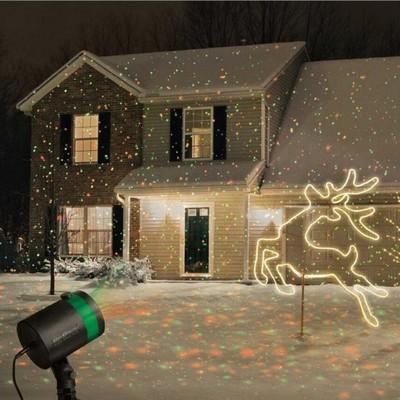 Nowosc Projektor Laserowy Star Shower Swieta 6611153625 Oficjalne Archiwum Allegro