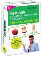 Gramatyka i słownictwo niemieckie w obrazkach