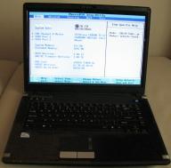 Laptop NTT Corrino L617SU