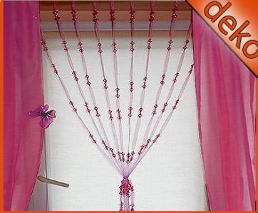 Deko Kryształki Na Okno Promocja Makarony 150cm
